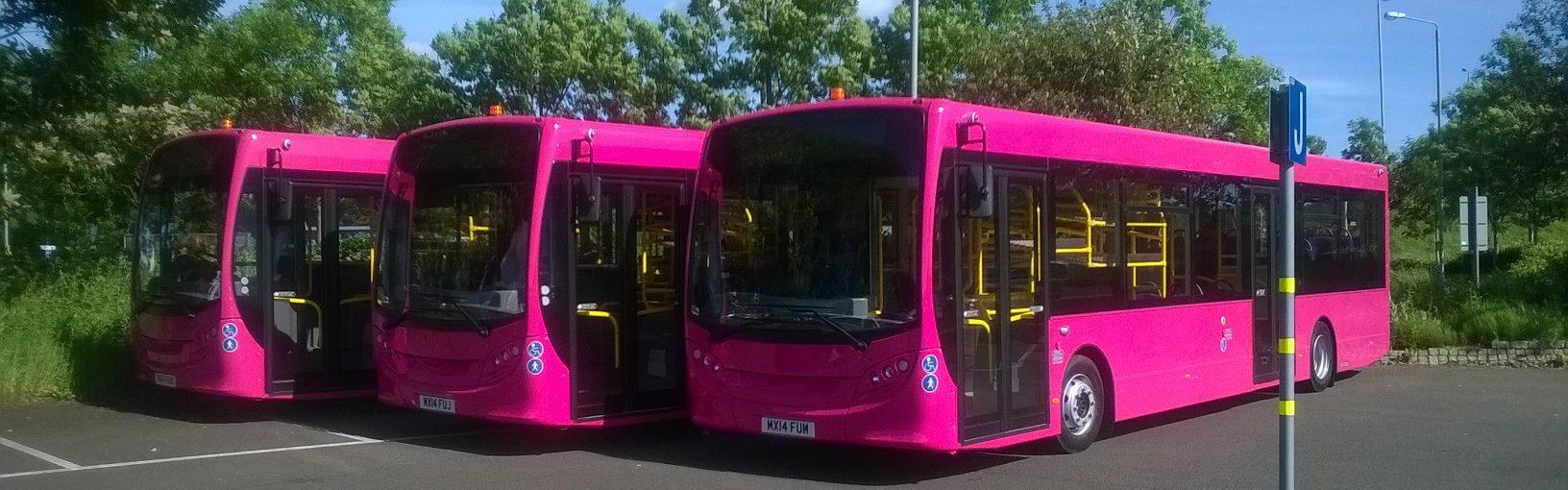 Car Park & Shuttle Buses
