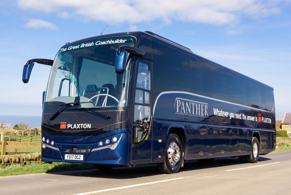Mistral and ADL at Coach & Bus UK 2017