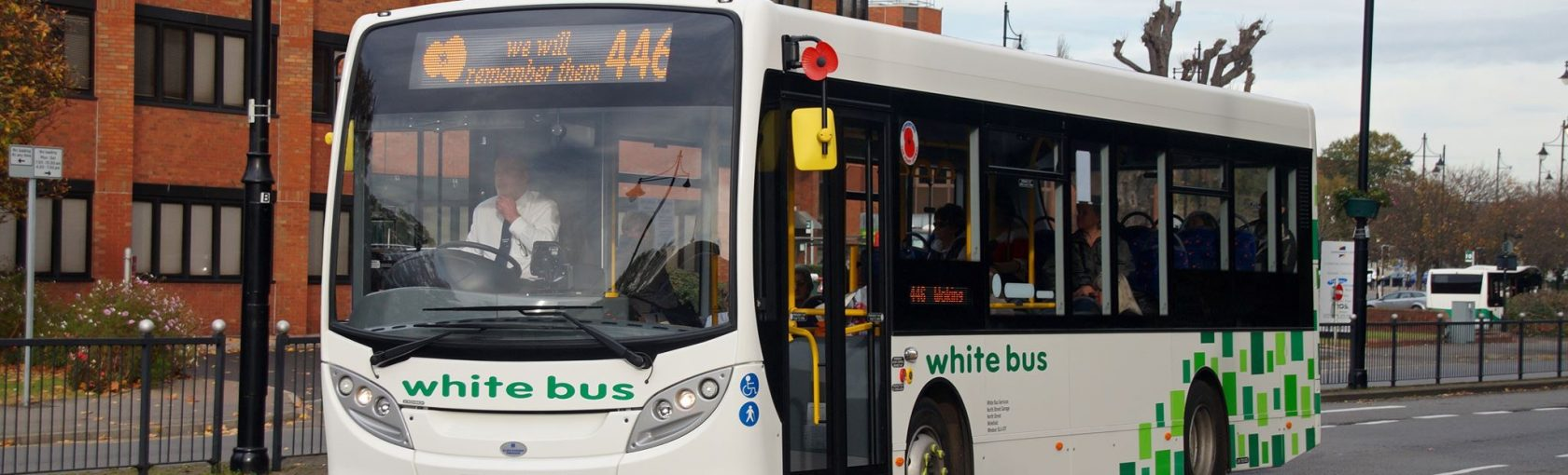 Mistral Bus & Coach deliver four new buses to White Bus Service