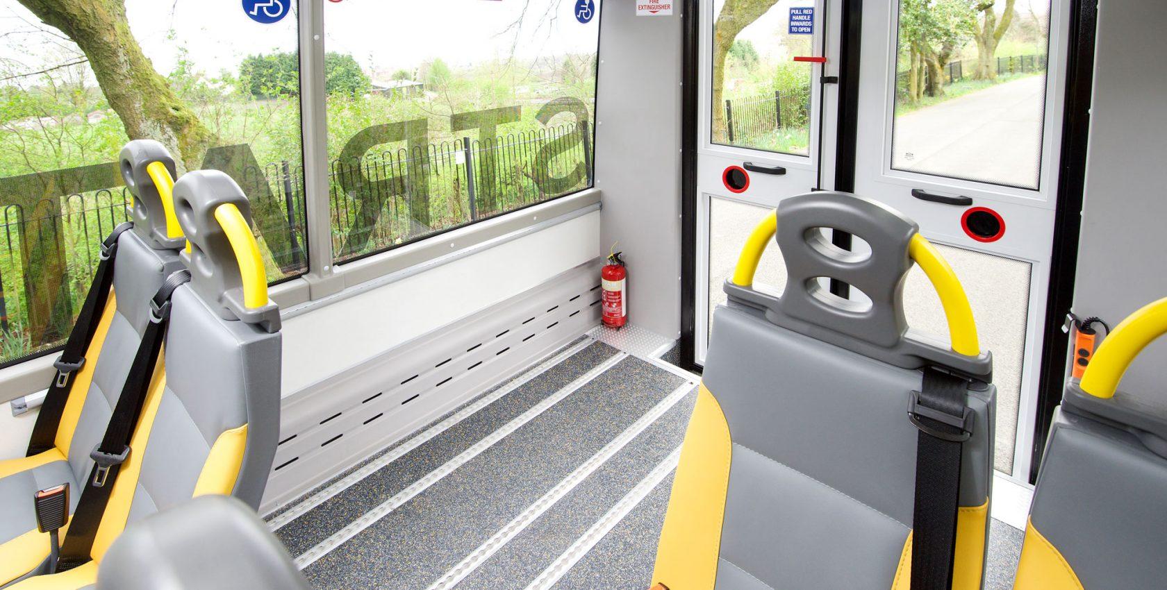 Strata High Floor Minibus