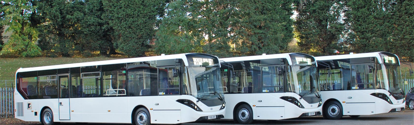 CT Plus NHS Contract fulfilled by Mistral Bus and Coach