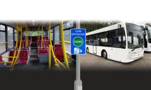 Mistral Low Emission Buses