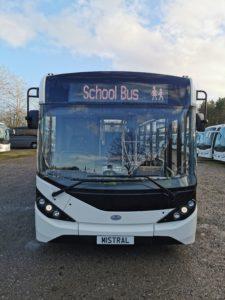 ADL E200 MMC 8.9M Bus