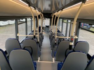 Internal School Bus - ADL E200 MMC 10.8m