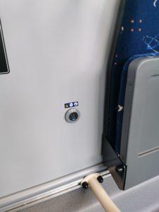 ADL E200 MMC 8.9m bus USB port