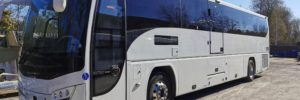 B8R Plaxton Panther Coach for Rent
