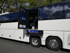 Disabled access to Neoplan Tourliner P20 - coach for sale