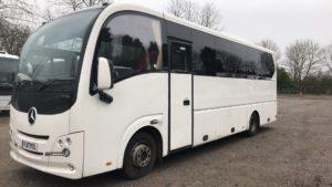 Plaxton Cheetah XL Coach for sale