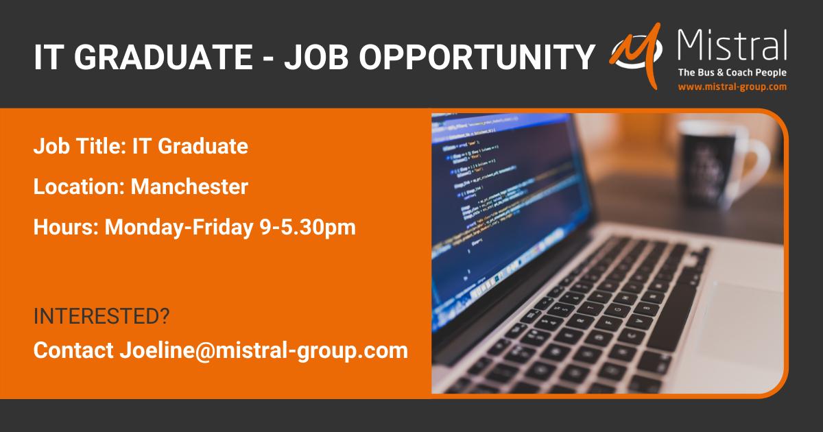 Mistral Finance – IT Graduate Opportunity