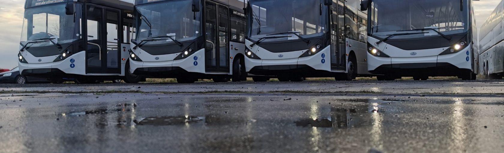 De-Risk your Bus Fleet Operation