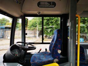 Enviro 200 8.9m bus for sale