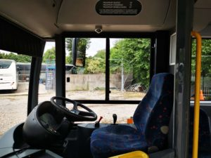 Driver Seat Enviro200 8.9m - Used bus for sale