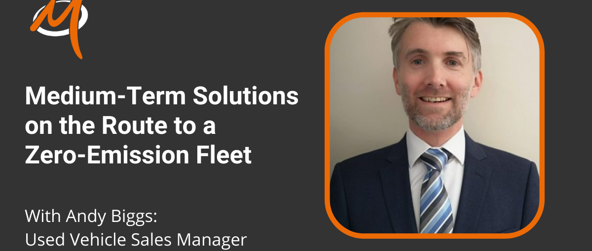 Medium-term Solutions on the Route to a Zero-Emission Fleet: With Andy Biggs