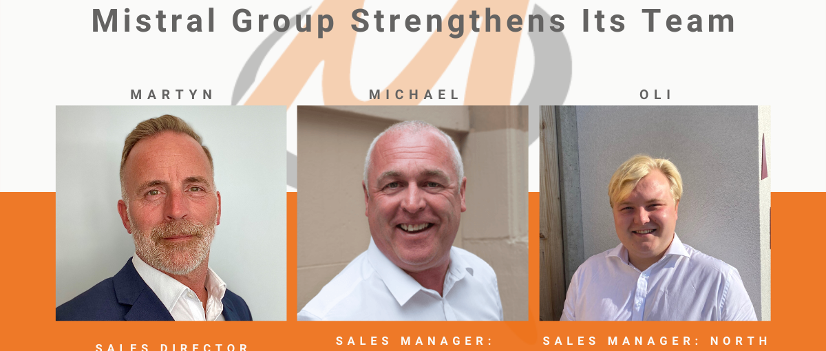 Mistral Group Strengthens Its Team