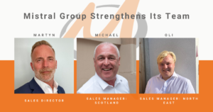 Mistral Group New Starters